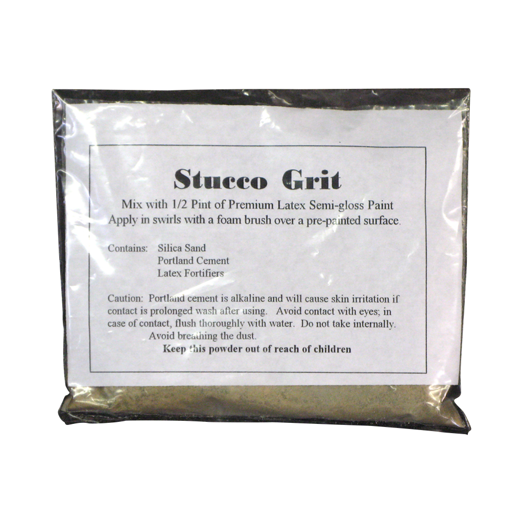 Stucco Grit Pack