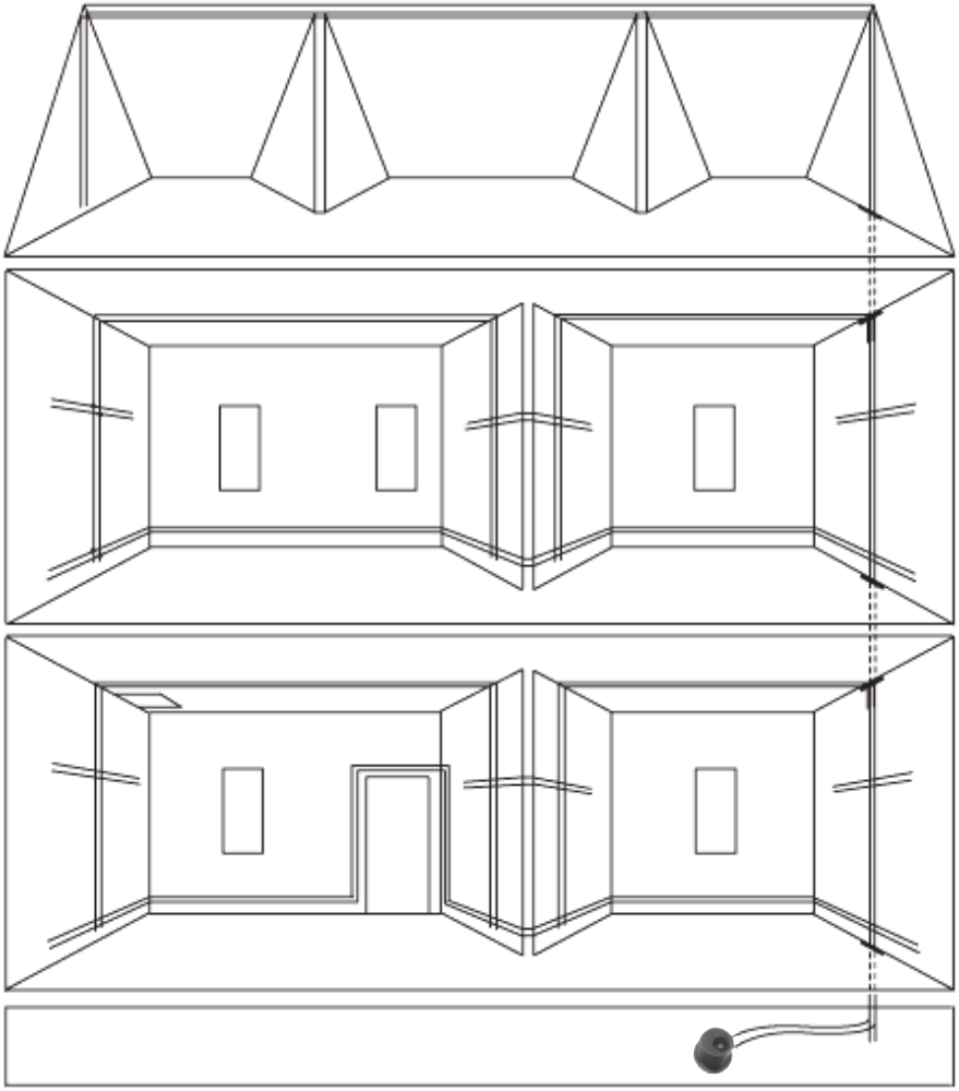 rgt 39 s best 1 custom dollhouse electrical kit is perfect. Black Bedroom Furniture Sets. Home Design Ideas