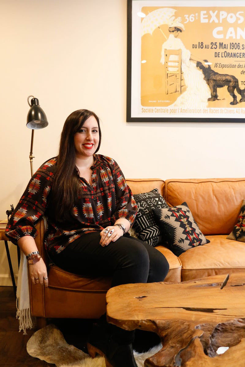 Apartment Therapy: Lauren's Southwest-Inspired Union Square Condo