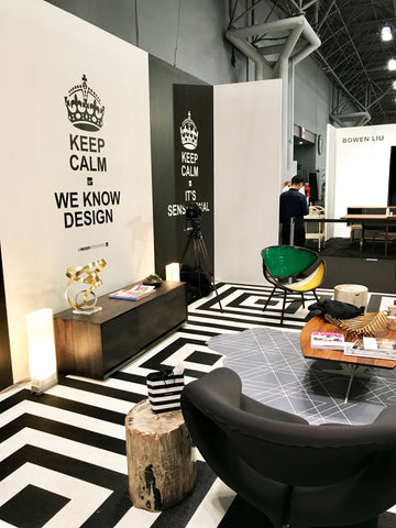 The Press Lounge, ICFF 2017