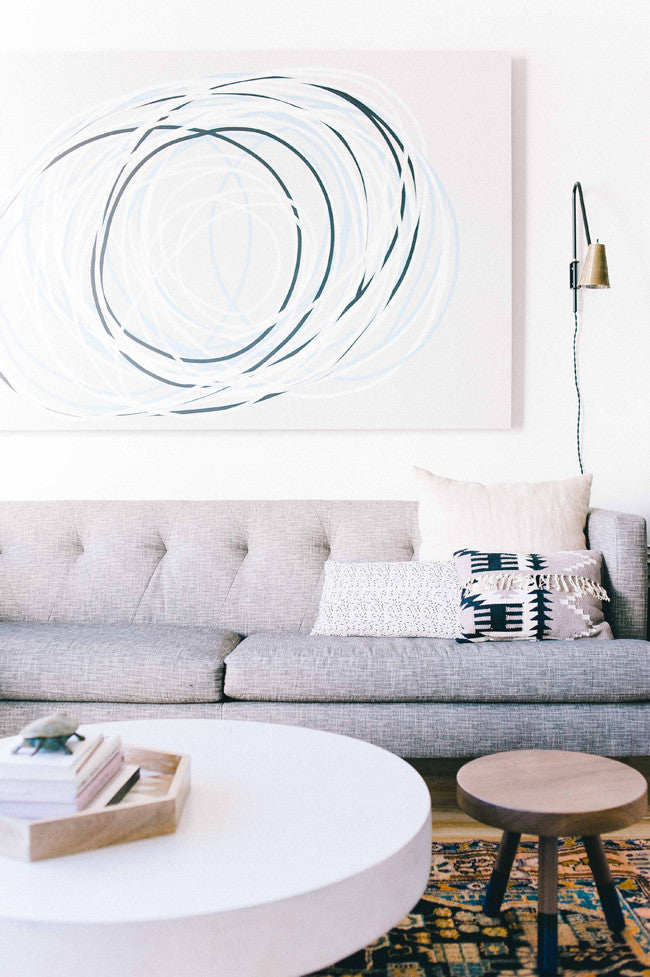 The Everygirl: Kate Arends' Minneapolis Apartment Tour
