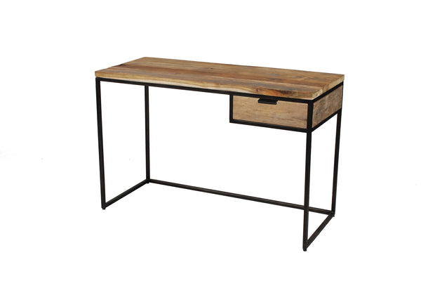 Kai Desk • Reclaimed Teak