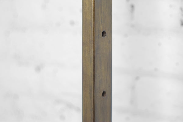 Apollo Wall System Verticals • Antique Brass