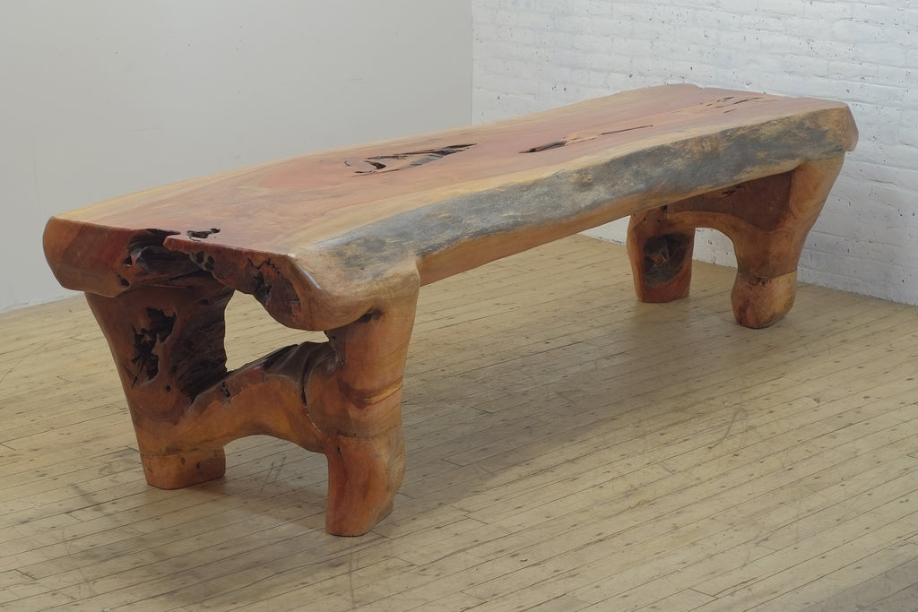 Ingas Wood Table - The Beast