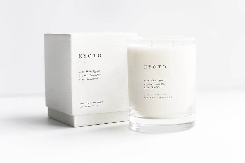 Escapist Kyoto Candle