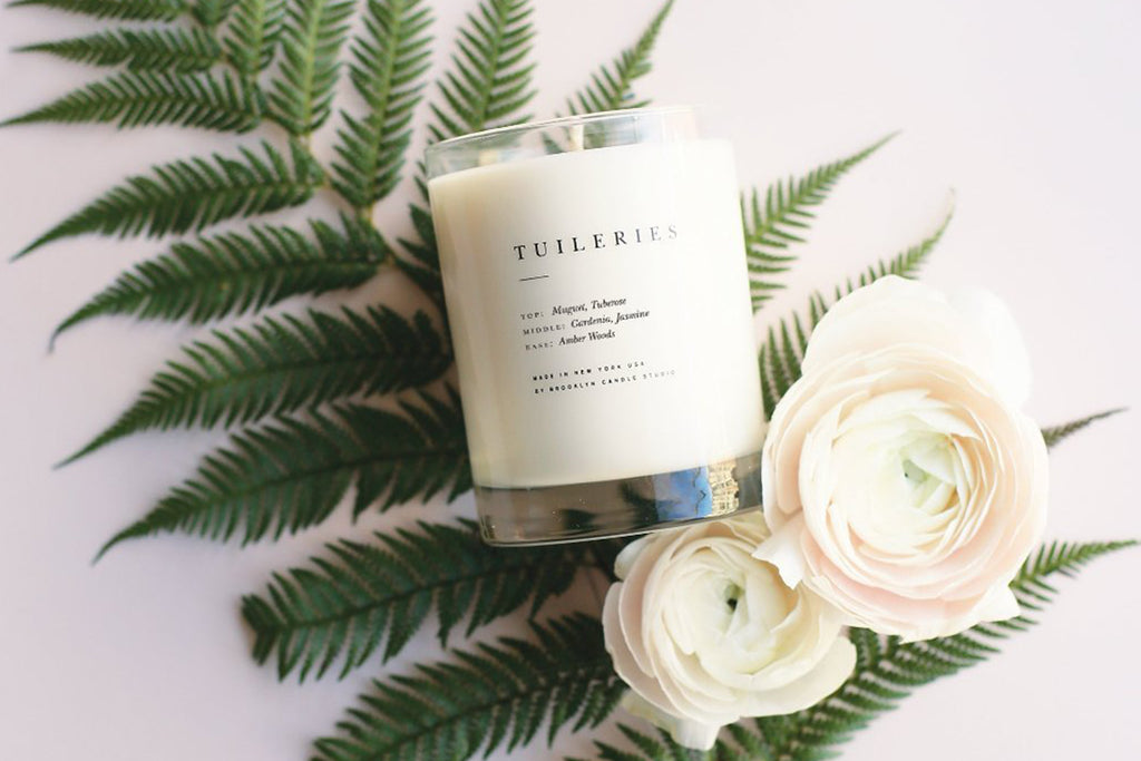 Escapist Tuileries Candle