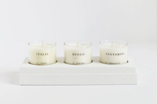 Escapist Votive Mini Candle Set