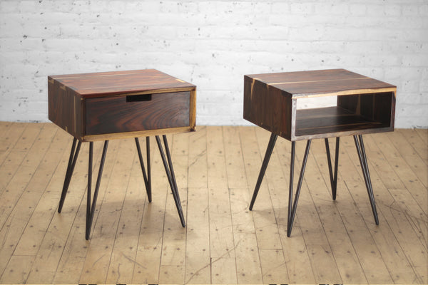 Ciao Side Table • Sonokeling