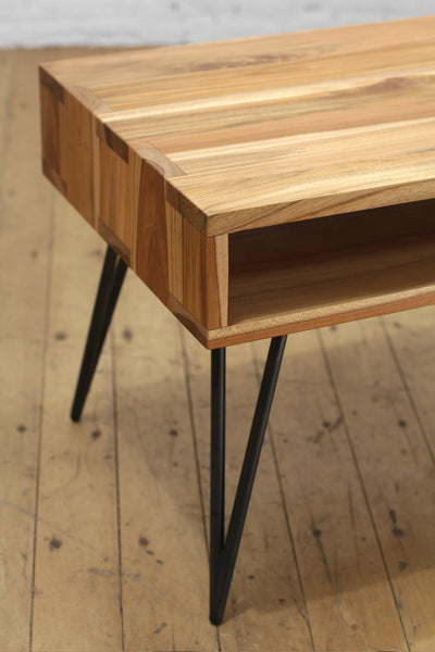 ... Ciao + Corvus Coffee Table U2022 Teak