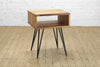 Ciao + Corvus Side Table • Teak