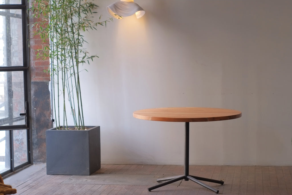 Orbit + Umbrella Dining Table