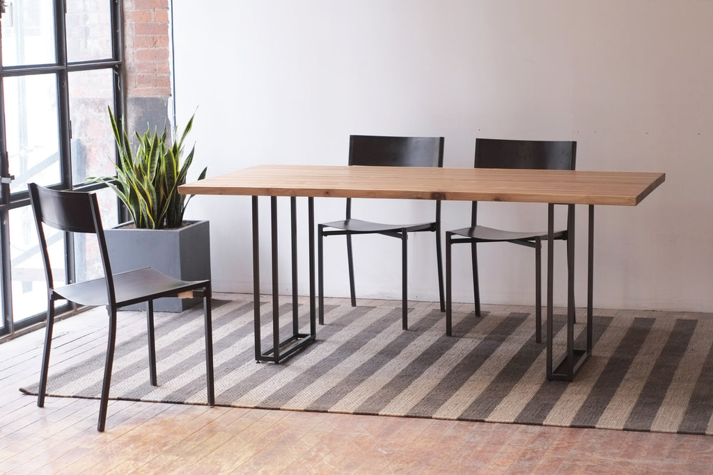 Kali + Wireframe Dining Table