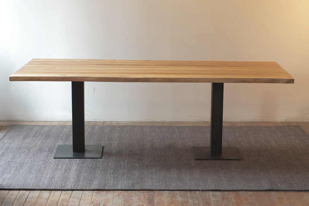 Kali + Column Dining Table