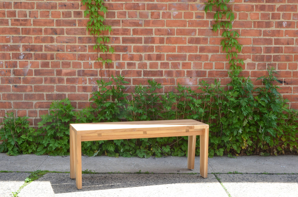 "Gallant Bench 42"" Outdoor"