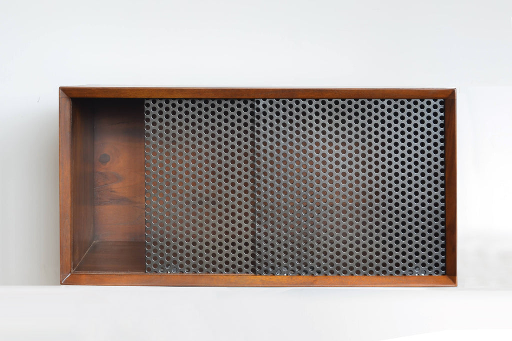 Ciao Perforated Sliding Door