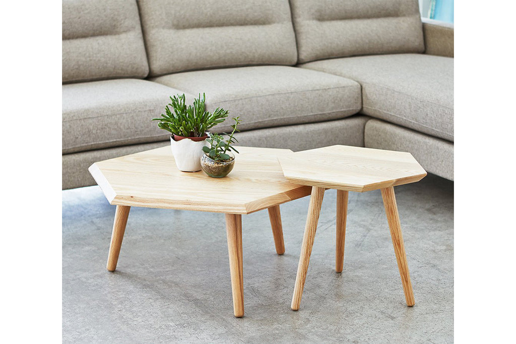 Metric End Table