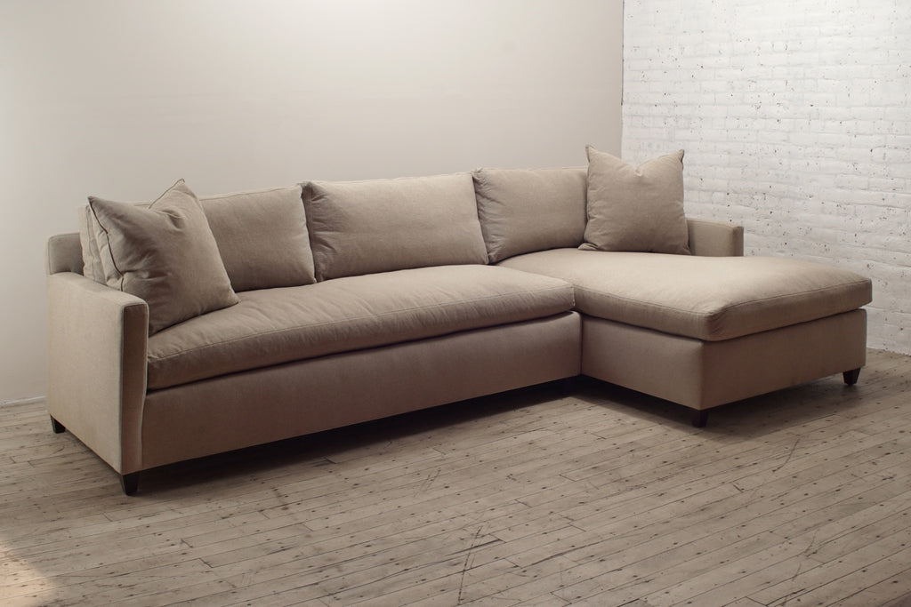 Louis 2pc Sectional