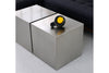 Stainless Steel Cube