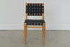 Grasshopper Dining Chair Black Outdoor
