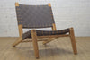 Grasshopper Lounge Chair Grey Outdoor