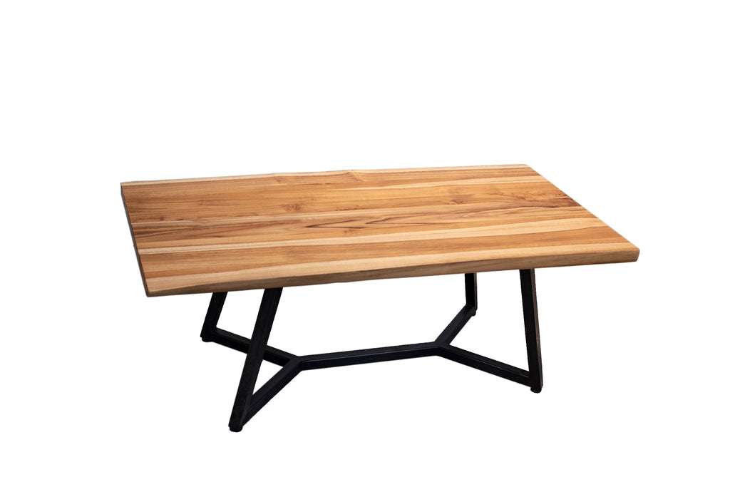 Kali Live Edge  + Cipher Coffee Table