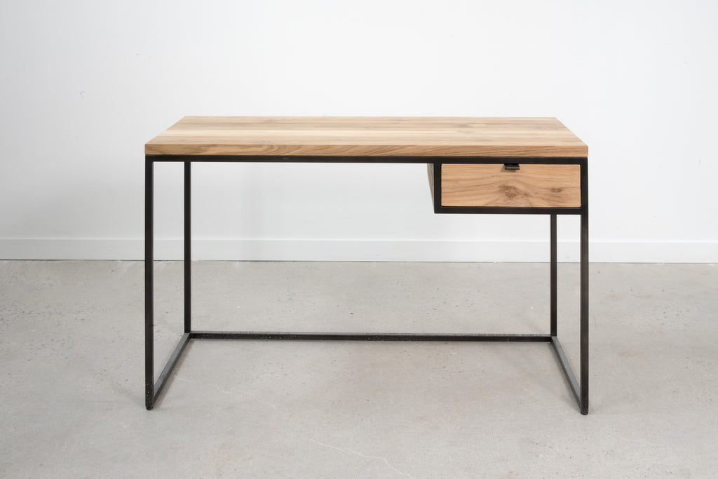 Kai Solid Wood Desk