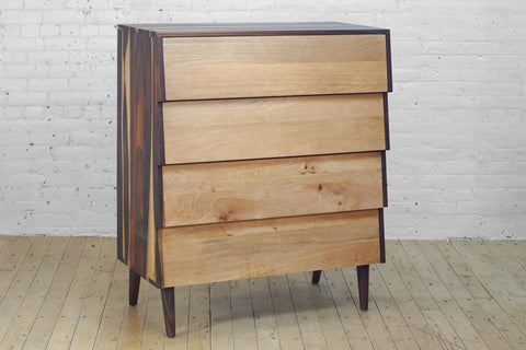 Lumi Dresser • 4 Drawers