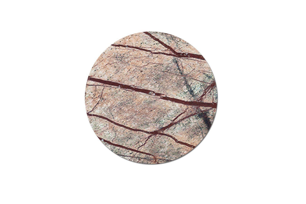 Forest Marble Board - Round