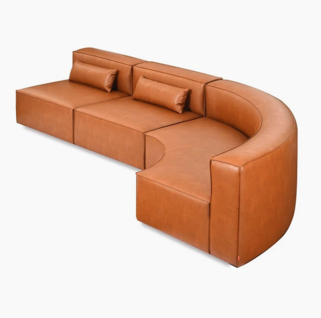 Mix Modular 3-PC Arc Sectional