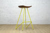 Perch Stool • Yellow