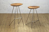 Perch Stool • Stainless Steel