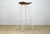 Perch Stool • White
