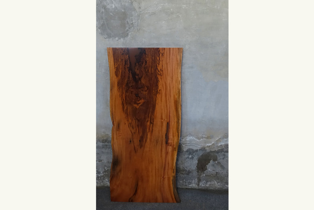 Slab Kali Top - Mahogany - E9275