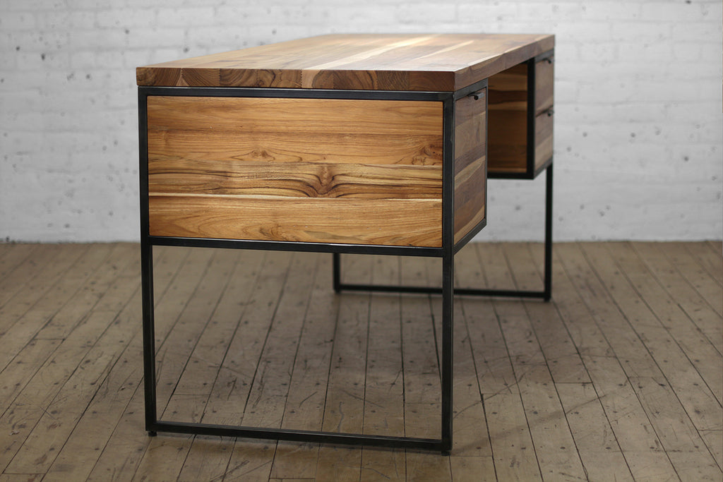 Sawyer Desk Teak