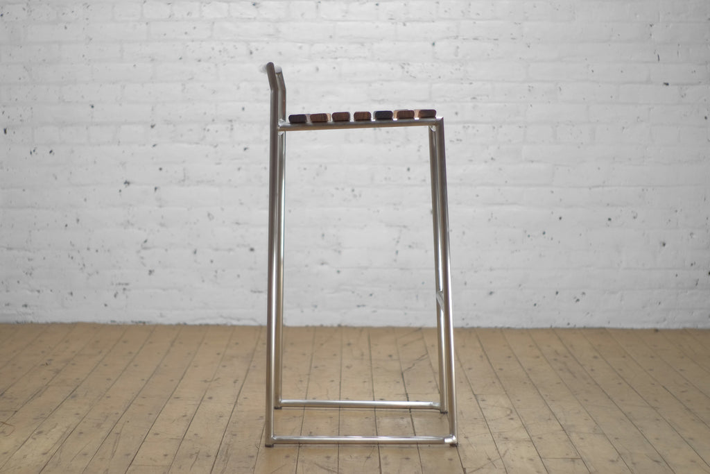 Clearance Slade Bar + Counter Backless Stool