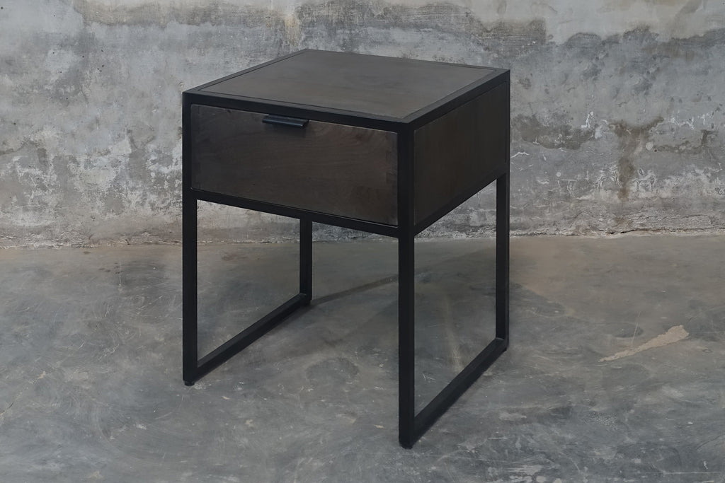 Clearance Tinker Smoke Side Table