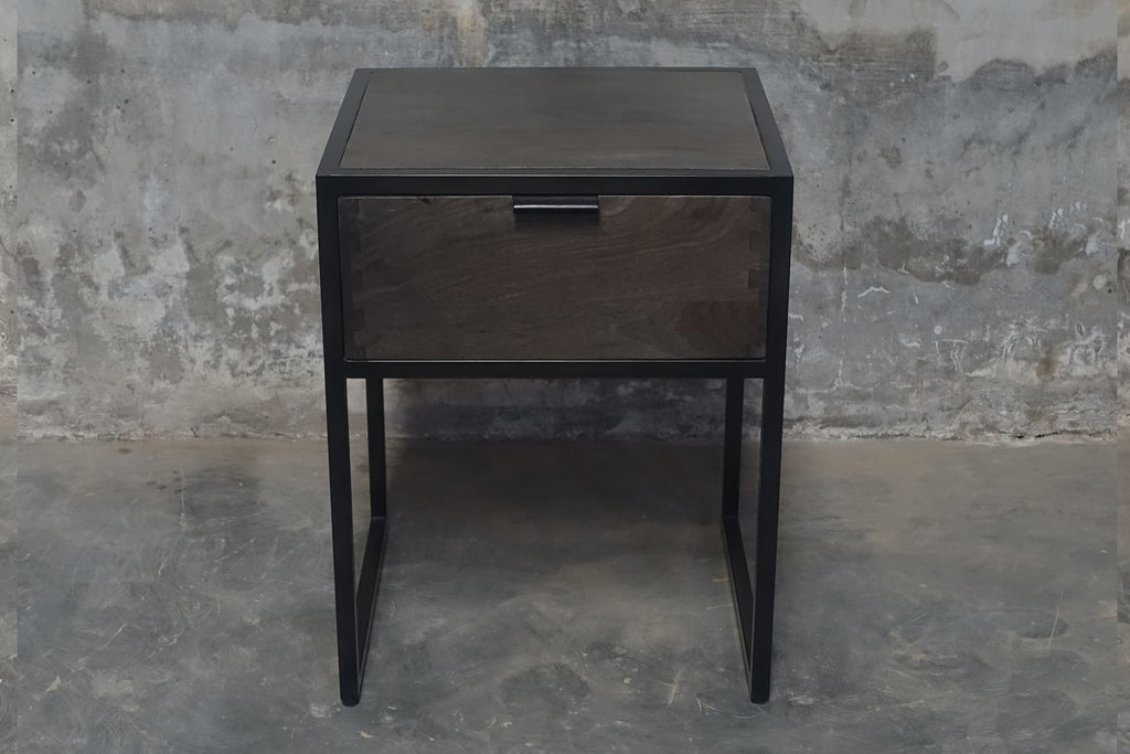 Tinker Smoke Side Table