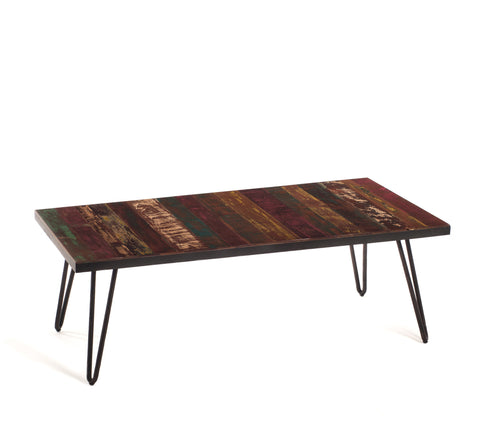 Urban Farm Coffee Table • Iron