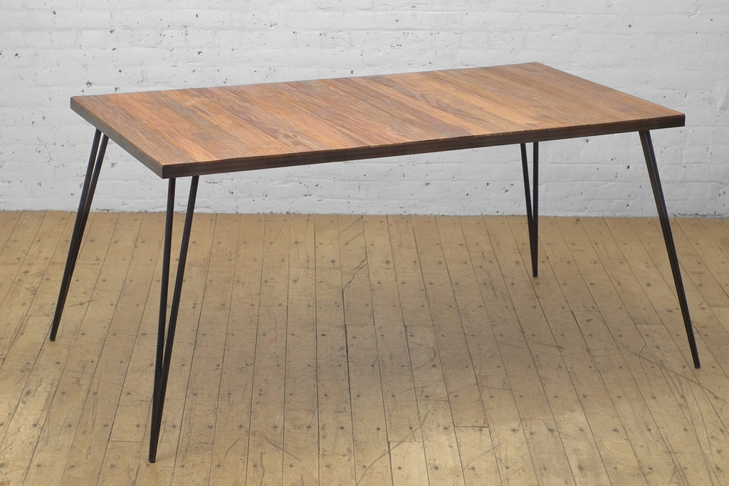 Clearance Urban Farm + Corvus Dining Table