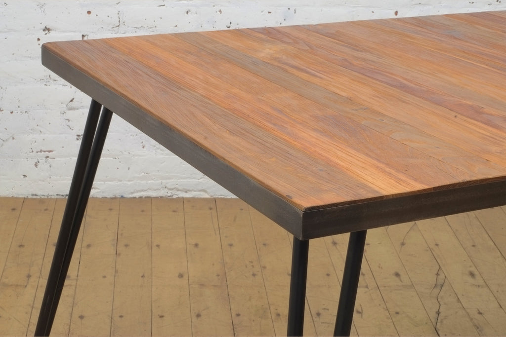 Urban Farm + Corvus Dining Table