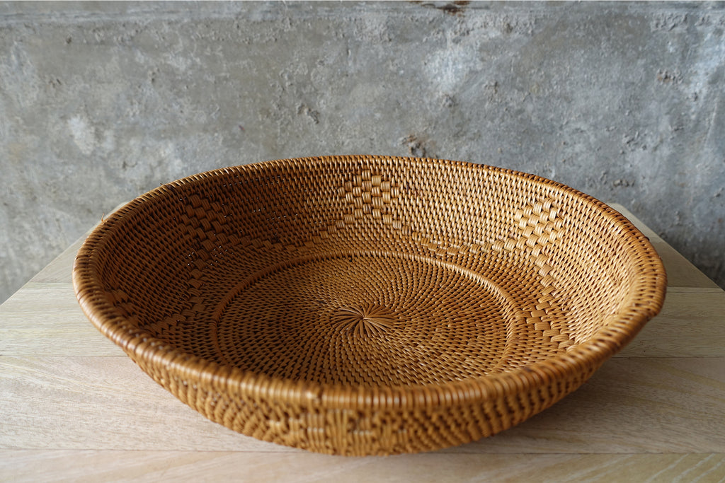 Woven Bowls (Round - Large)