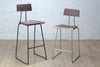Ziggy Bar + Counter Stool Sonokeling