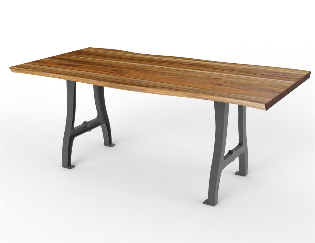 Ace + Kali Live Edge Dining Table