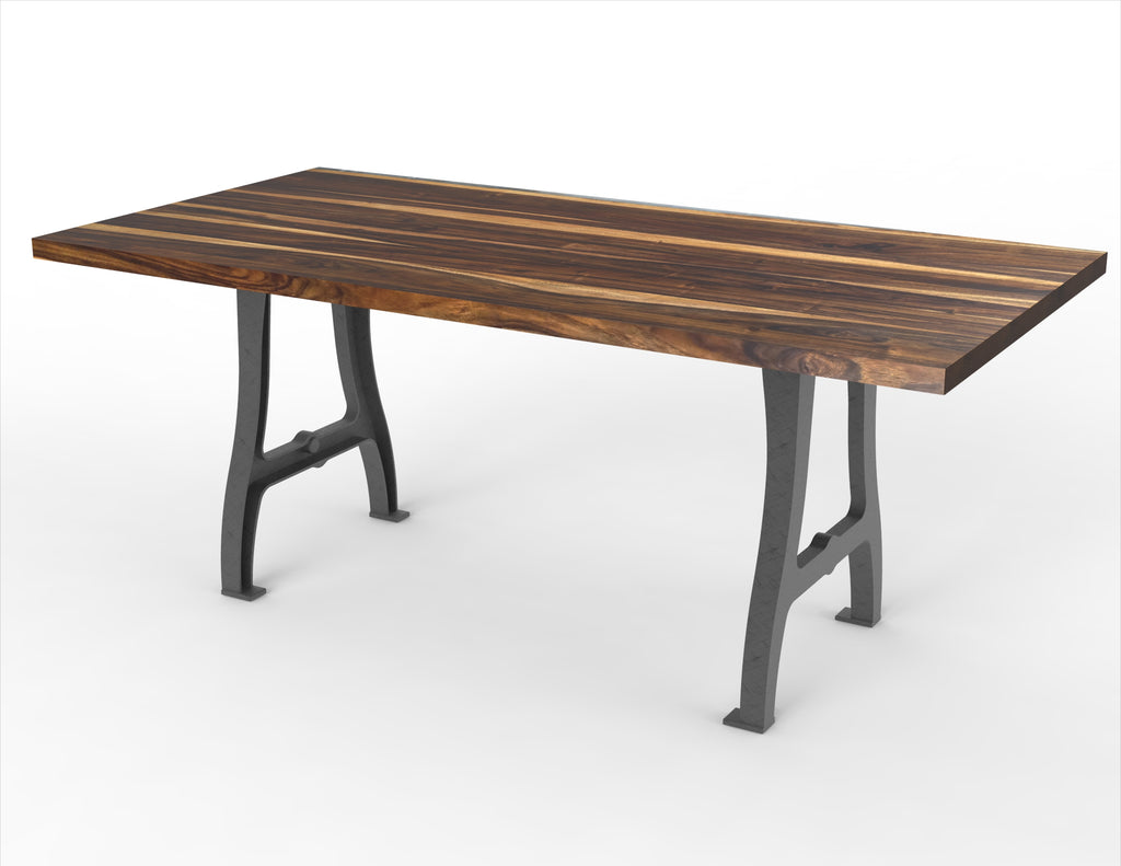 Ace + Lurus Straight Edge Dining Table