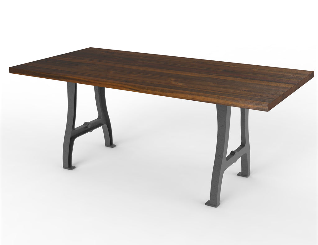 The Ace + Lurus Straight Edge Dining Table