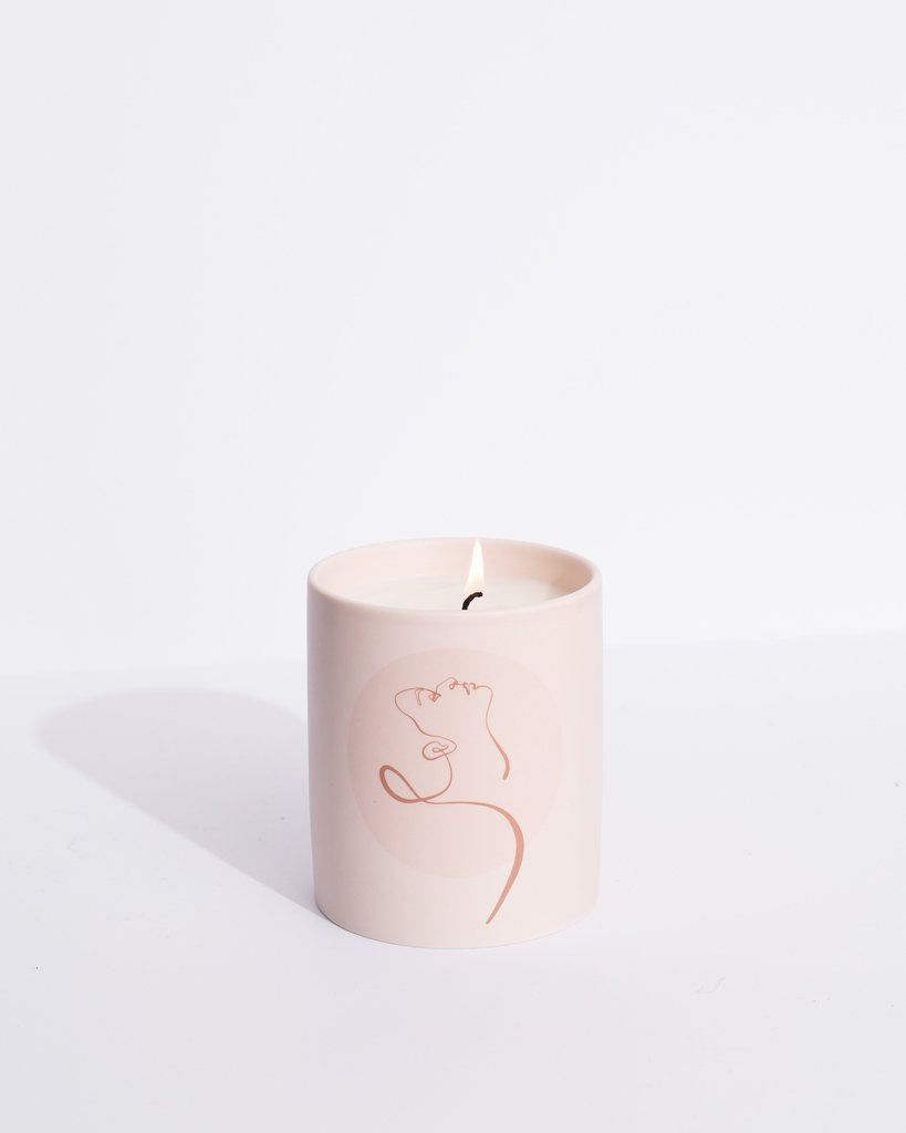 Allison Kunath Woman No. 3 Candle