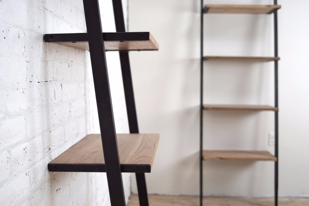 Mika Ladder Bookcase