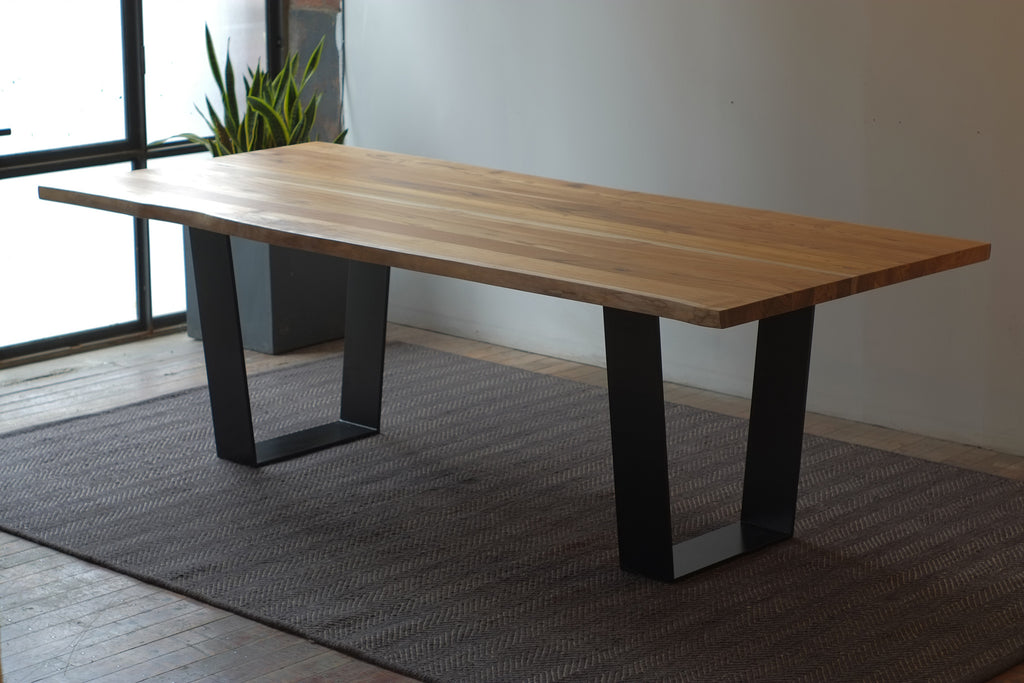 Teak Kali + Orion Dining Table