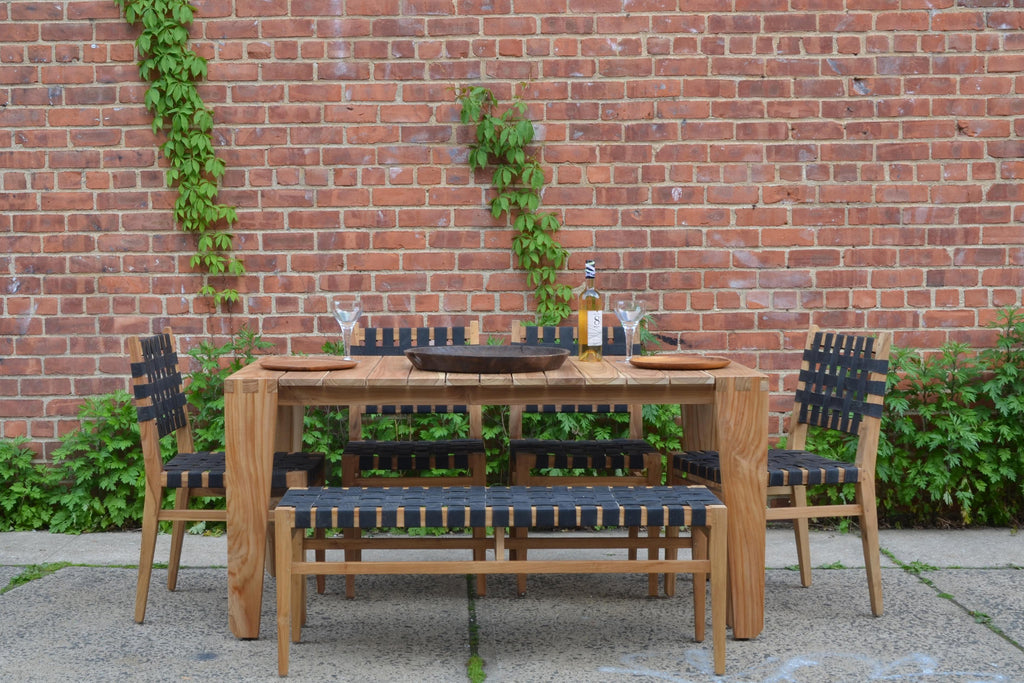 Gallant Extension Dining Table Outdoor