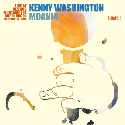 Kenny Washington - MOANIN - LIVE AT MONTMARTRE